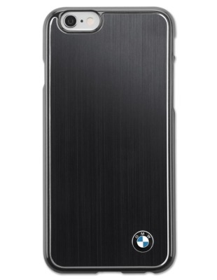 Крышка BMW для iPhone 6, Hard Case, Aluminium, Black