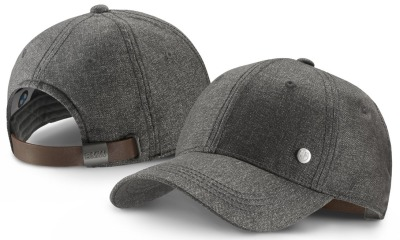 Бейсболка BMW Cap, Space Grey Melange