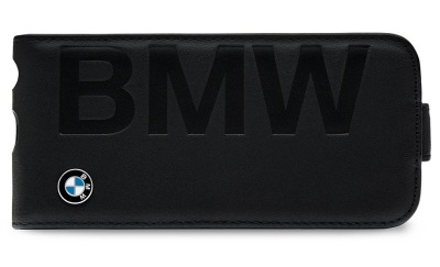 Чехол-флип BMW для iPhone 6 Plus, Flip Cover Black