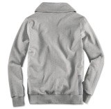 Мужская спортивная куртка BMW i Sweat Jacket, Men, Grey Melange, артикул 80142411469