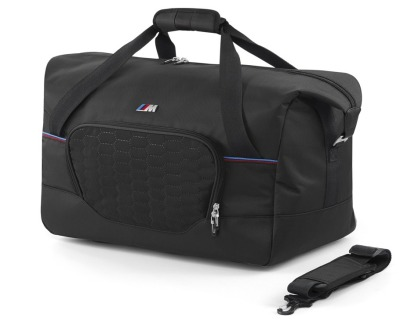 Спортивная сумка BMW M Sports Bag, Black