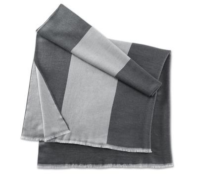 Шерстяной плед BMW Iconic Wool Blanket, Grey
