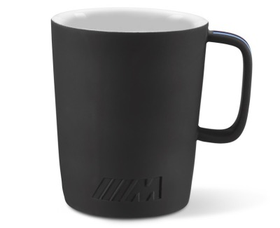 Кружка BMW M Mug, Black matt
