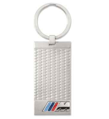 Брелок BMW M Stainless Steel Key Ring Pendant