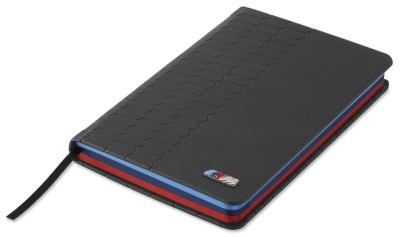 Записная книжка BMW M Notebook, Pocket Size, Black