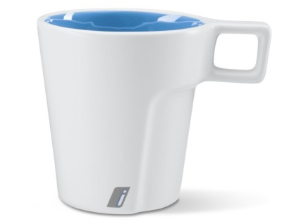 Кружка BMW i Mug, White / Blue