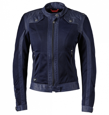 Женская мотокуртка BMW Motorrad Ladies Jacket, Venting, Denim