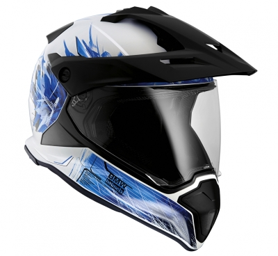 Мотошлем BMW Motorrad GS Carbon Helmet, Decor One World