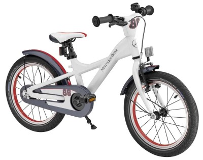Детский велосипед Mercedes-Benz Children's Bike, White