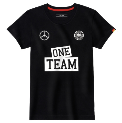 Детская футболка Mercedes-Benz Children's T-Shirt, One Team