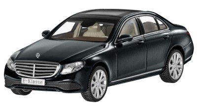 Модель Mercedes-Benz E-Class Saloon (W213), Exclusive, Scale 1:43, Kallaite Green