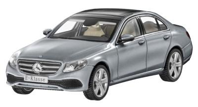Модель Mercedes-Benz E-Class Saloon (W213), Avantgarde, Scale 1:43, Selenite Grey