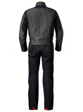 Мотокостюм унисекс BMW Motorrad CoverAll Suit, Unisex, Black / Anthracite, артикул 76118553414