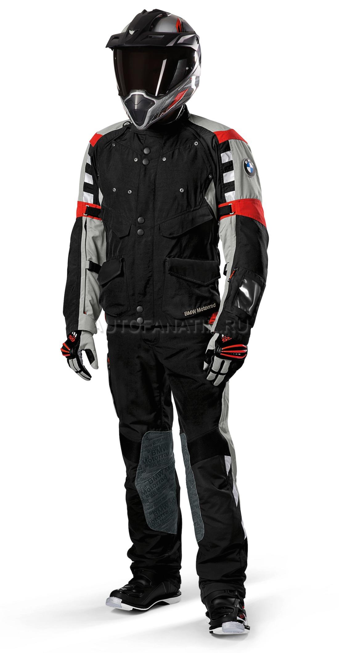 BMW Motorrad Rallye Motorcycle Enduro Textile Trousers ...
