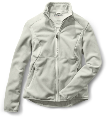 Женская флисовая куртка BMW Motorrad Fleece Ride Jacket, Ladies, Beige