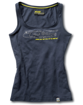 Женский топ BMW Motorrad Top GS, Ladies, Blue