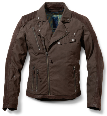 Мужская мотокуртка BMW Motorrad Mens Jacket, SanDiego, Brown