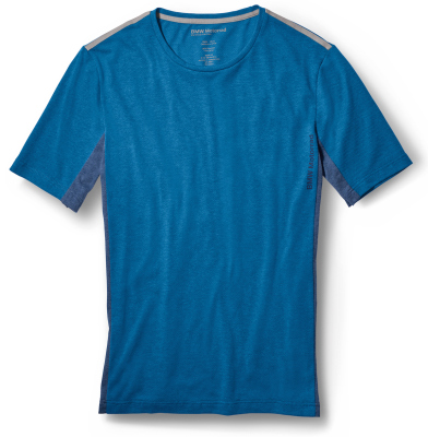 Мужская футболка BMW Motorrad T-Shirt, Ride, Men, Blue
