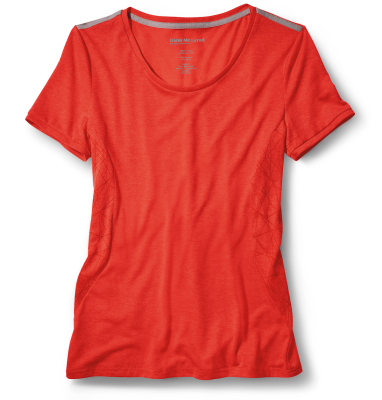 Женская футболка BMW Motorrad T-Shirt, Ride, Ladies, Red