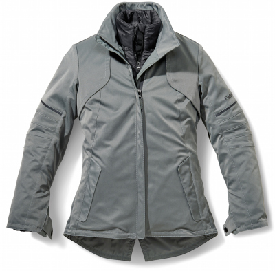 Женская мотокуртка BMW Motorrad Ladies Jacket, DownTown, Grey / Black