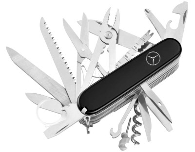 Перочинный нож Mercedes-Benz Victorinox Swiss Champ Pocket Knife