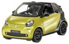 Модель Smart Fortwo Cabrio, A453, Black-to-yellow / Black