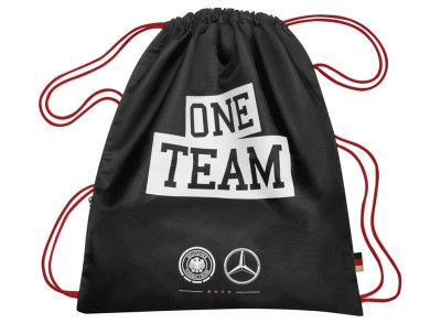Cумка для обуви Mercedes-Benz ONE TEAM Drawstring Sports Bag