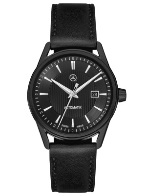 Мужские наручные часы Mercedes-Benz Men's Watch, MB Automatic Black Edition
