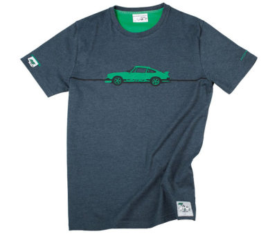 Футболка унисекс Porsche T-Shirt, Unisex - RS 2.7 Collection