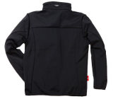 Мужская куртка Audi Mens Softshell Jacket, Audi Sport, black, артикул 3131501402
