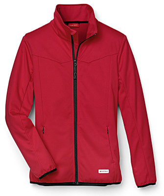 Женская куртка-жилет Audi Womens Softshell Jacket, Audi Sport, Red