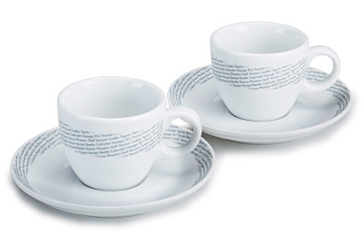 Набор для эспрессо Volkswagen Espresso Cups Set of Two