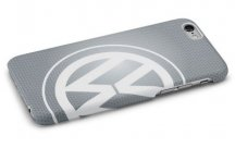Чехол Volkswagen Logo iPhone 6/6S Cover, Grey