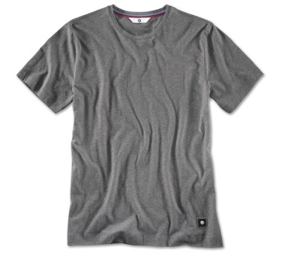 Мужская футболка BMW T-Shirt, Men, Space Grey Melange