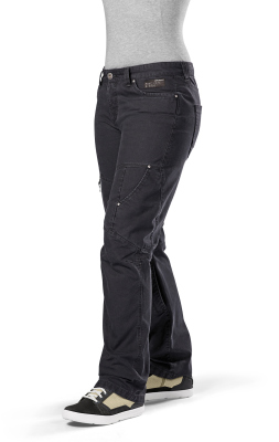 Женские мотоштаны BMW Motorrad Lidies Pants, City, Black