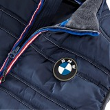 Мужской жилет BMW Motorrad Logo Vest for men, Blue, артикул 76618547572