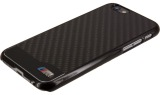 Крышка-чехол BMW для iPhone 6 Plus M-Collection Carbon & Aluminium Finish, Black, артикул J5200000090