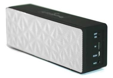 Беспроводной динамик Lexus NX Bluetooth Loudspeaker, White / Black