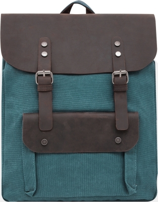 Рюкзак Lexus Backpack, Casual, Green-Brown