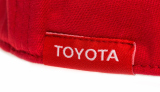 Бейсболка Toyota Land Cruiser 70 Baseball Cap, Grey-Red, артикул TMHRTCNU01