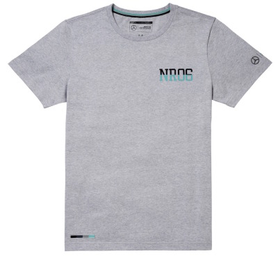 Мужская футболка Mercedes F1 Men's T-shirt, Nico Rosberg No. 6