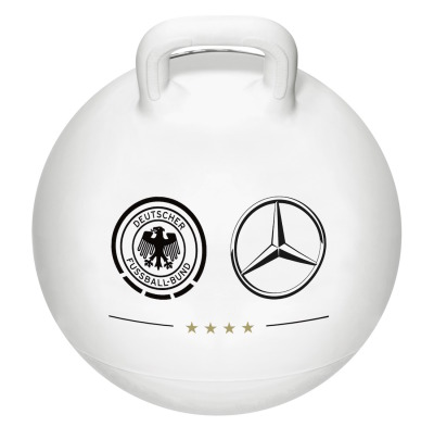 Мяч-кенгуру Mercedes Space Hopper, ONE TEAM