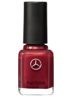 Лак для ногтей Mercedes-Benz Nail Polish, Jupiter Red