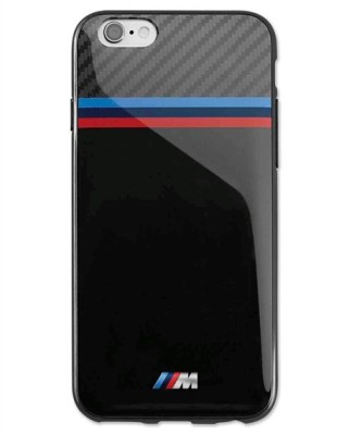 Чехол BMW M для iPhone 6, Soft Case, Black