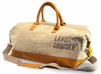 Дорожная сумка Toyota Land Cruiser 40 Weekender Bag