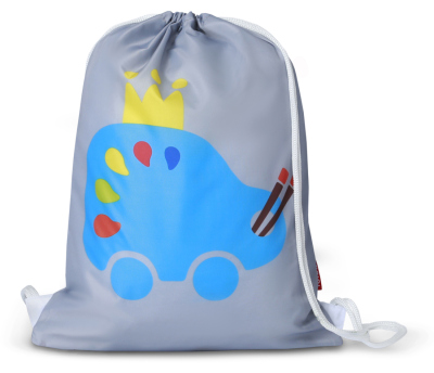 Детская сумка для обуви Toyota Shoe Bag, Grey