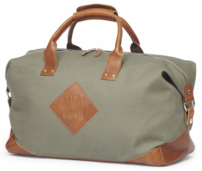 Дорожная сумка Toyota Land Cruiser Bag, Khaki - Light Brown