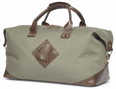Дорожная сумка Toyota Land Cruiser Bag, Khaki - Dark Brown