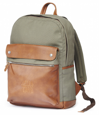 Рюкзак Toyota Land Cruiser Backpack, Khaki - Light Brown