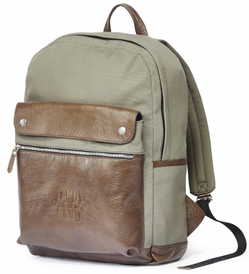 Рюкзак Toyota Land Cruiser Backpack, Khaki - Dark Brown
